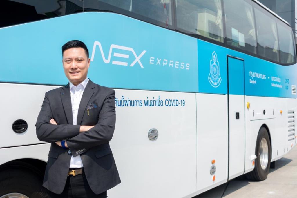 ซีอีโอ NEX แนะรัฐลดภาษี-หนุนเงินส่วนต่างรถ EV กระตุ้นใช้รถไฟฟ้า-ดันไทยเป็นฐานผลิต
