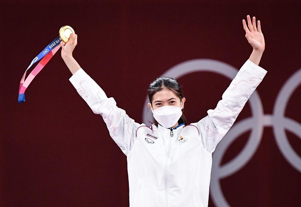 """เปิดใจฮีโร่เหรียญทอง """"เทนนิส"""" กับ 5 วินาทีแห่งชัยชนะ ลั่นพร้อมล่าทองโอลิมปิก 2 สมัยซ้อน"""