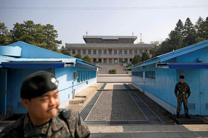 เกาหลีเหนือ-ใต้กลับมาเปิด 'สายด่วน' คุยกันครั้งแรกในรอบ 1 ปี