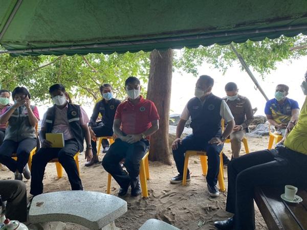 นักท่องเที่ยวต่างชาติ Samui plus ติดโควิด 2 ราย ยกระดับคัดกรองคนเข้าเกาะ มาจากพื้นที่สีแดงเข้ม-สีแดง ต้องตรวจหาเชื้อโควิด