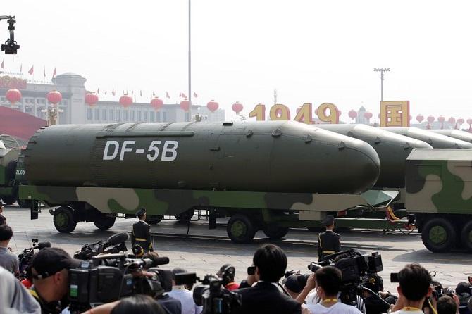 สหรัฐฯ วิตก! มีข่าวจีนซุ่มสร้างฐานยิงขีปนาวุธอีกกว่า 110 แห่ง เสริมแสนยานุภาพนิวเคลียร์ไม่หยุด