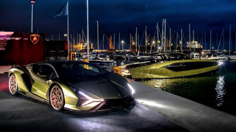 Tecnomar for Lamborghini 63 เรือยอร์ชหรูขุมพลัง 4,000 แรงม้าส่งมอบถึงมือลูกค้าแล้ว