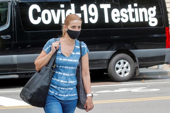 มันกลับมาแล้ว!สหรัฐฯติดเชื้อโควิดวันเดียว8หมื่นคน พิษตัวกลายพันธุ์เดลตา