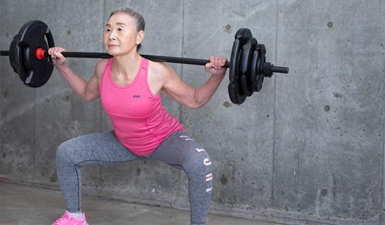 แก่ไม่กลัว! คุณยายจอมพลังแห่งญี่ปุ่น ผู้มีเป้าหมายชีวิต