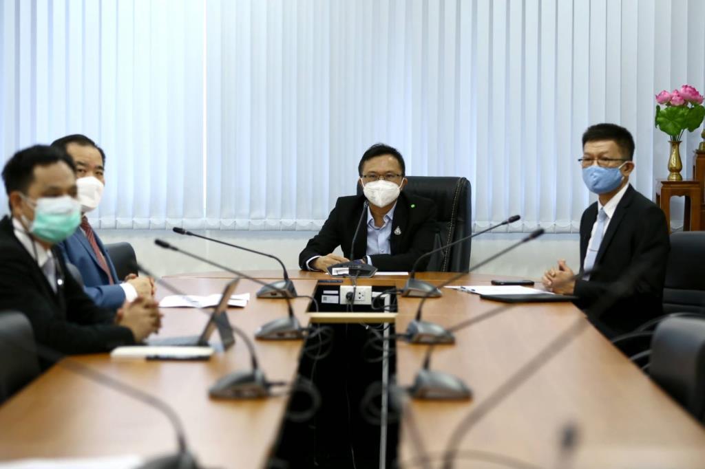 กรมวิทย์ฯจับมือสภาอุตสาหกรรมอบรมการตรวจคัดกรองโควิด-19 ในโรงงานอุตสาหกรรมด้วยวิธี ATK