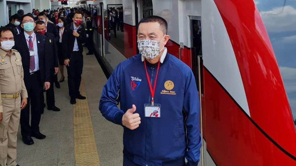 """2 ส.ค. นี้ เปิด """" รถไฟสายสีแดง"""" บางซื่อ-รังสิต และ บางซื่อ-ตลิ่งชัน สร้างประวัติศาสตร์หน้าใหม่คมนาคมไทย"""