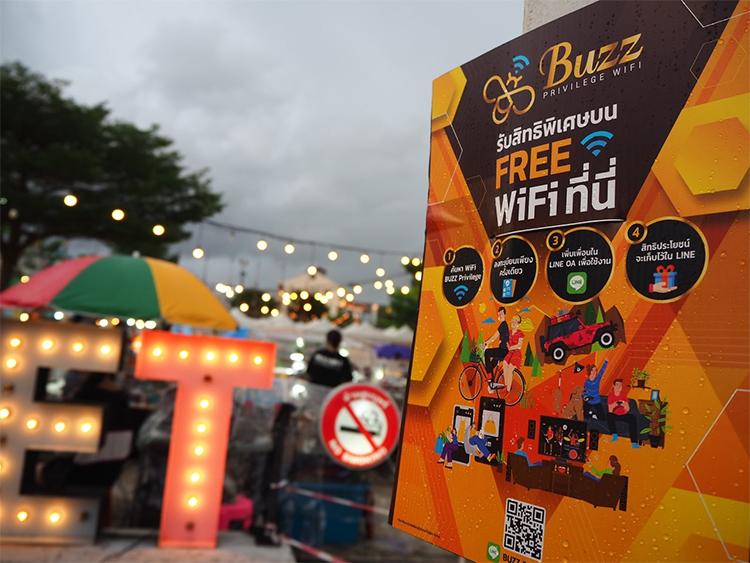 Buzz Privilege Free WiFi พร้อมสร้างโอกาสในยามวิกฤตกับระบบFree WiFi ที่ใช้ได้จริงเพื่อสร้างทุกโอกาสให้กับประชาชนทุกกลุ่ม