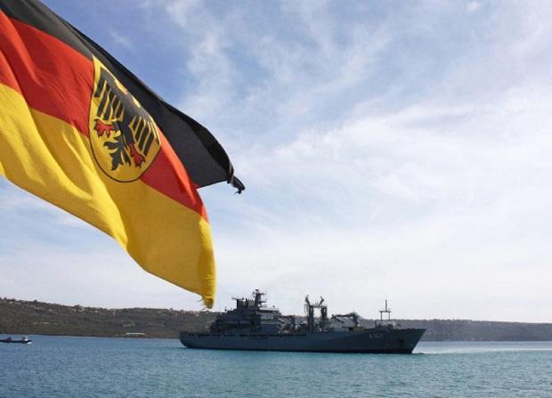 ปักกิ่งส่อโดนรุม!เยอรมนีส่งเรือรบล่องสู่ทะเลจีนใต้เป็นครั้งแรกในรอบ2ทศวรรษ