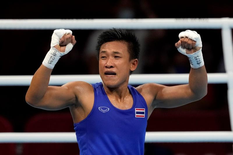 """""""เจ้าแต้ว"""" ซัดแชมป์ยูธโอลิมปิก ตุนทองแดงคล้องคอที่ญี่ปุ่น"""