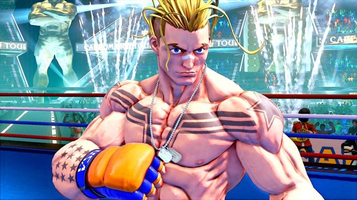 "Street Fighter V เผยโฉมนักสู้คนใหม่ ""Luke"" ปิดท้ายซีซัน"