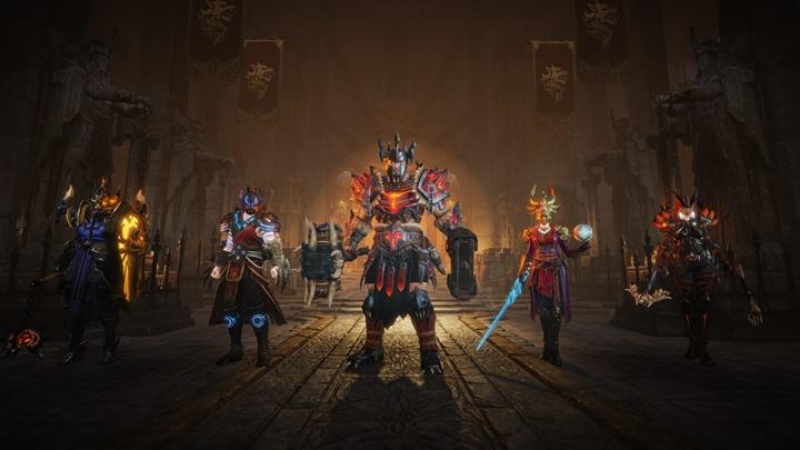 """เกมสมาร์ตโฟน """"Diablo Immortal"""" เลื่อนไปออกปี 2022"""