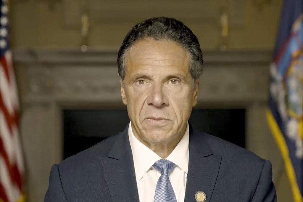 'ไบเดน'เรียกร้องผู้ว่าการรัฐนิวยอร์กคนดัง ลาออกโดยดี  หลังผลสอบพบล่วงละเมิดผู้หญิง11คน