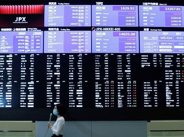 ตลาดหุ้นเอเชียบวกเช้านี้ รับข่าวสหรัฐผ่านร่าง กม.ใช้จ่ายด้านโครงสร้างพื้นฐาน