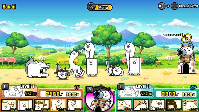 """เหมียวอาร์มี่! """"The Battle Cats Unite!"""" วางจำหน่ายบนสวิตช์ 9 ธ.ค.นี้"""