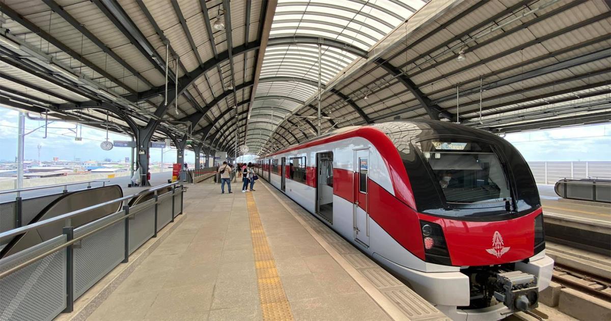 Review : รถไฟฟ้าสายสีแดง ตลิ่งชัน-บางซื่อ-รังสิต นับหนึ่งถึงอนาคต