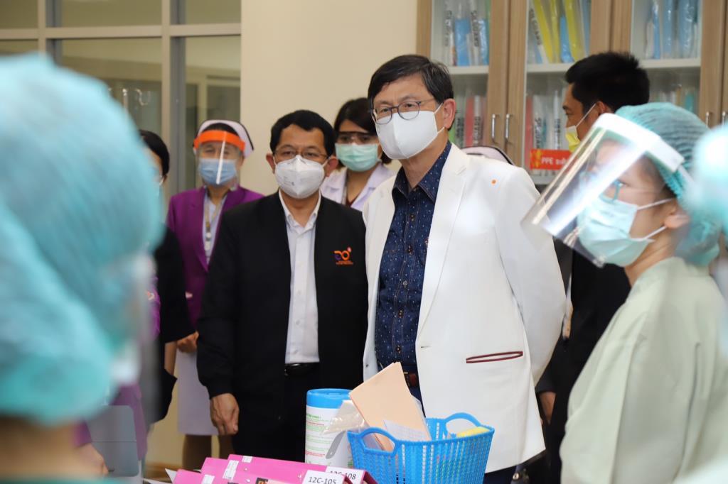 อว.เผยความก้าวหน้าการวิจัยวัคซีน ChulaCov19 วัคซีน mRNA ของไทย ความหวังของประเทศ