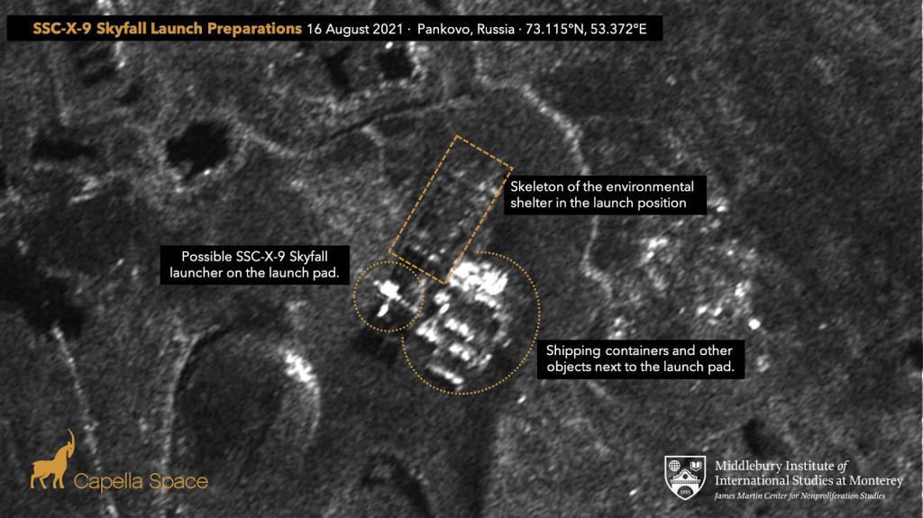 จับตา!พบรัสเซียเตรียมทดสอบขีปนาวุธร่อนพลังงานนิวเคลียร์ ออกแบบมาขยี้ระบบป้องกันสหรัฐฯ