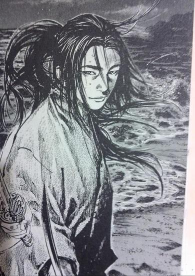 MUSASHI-มิยาโมโตะ มุซาชิ ภาค 3 ไฟ ตอน เจ้าหนุ่มรูปงาม