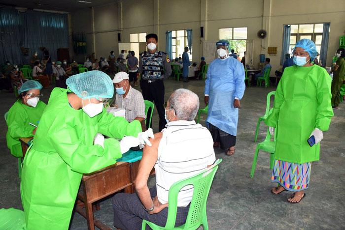 พบวัคซีน Covishied ปลอมระบาดในพม่า หลังกองทัพ CNA เพิ่งนำมาฉีด ปชช.รัฐชิน