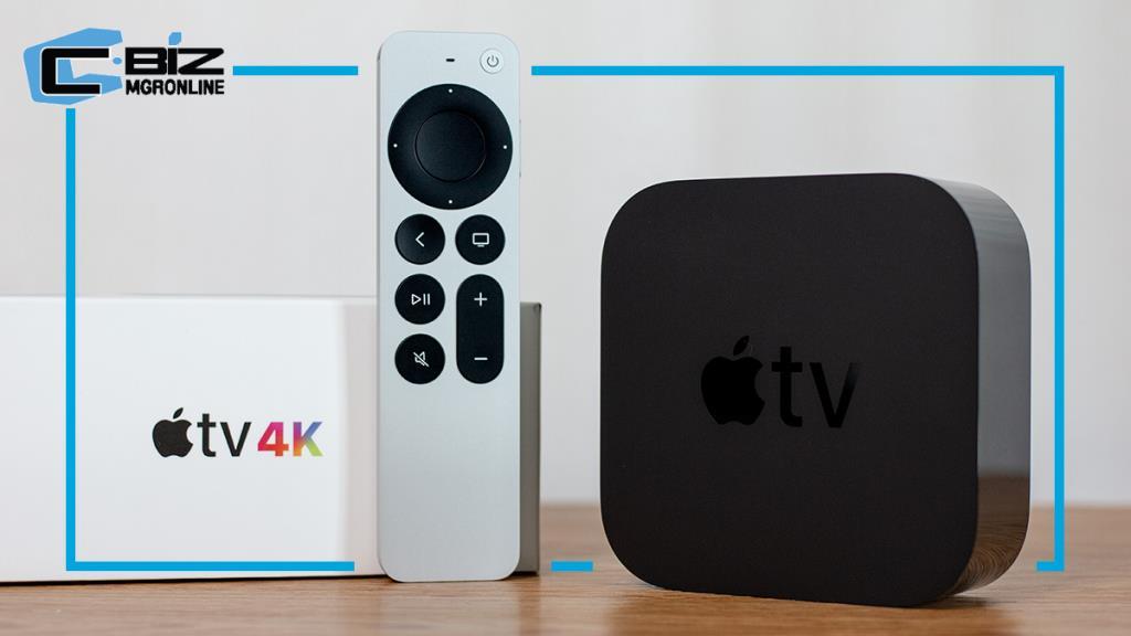 Review : Apple TV 4K รุ่นที่ 2 กล่องทีวีรุ่นจบ สำหรับผู้ใช้ iOS