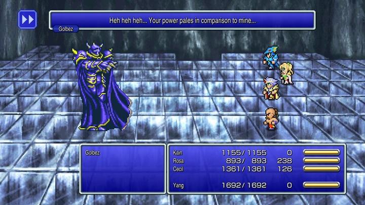 """รีมาสเตอร์ """"Final Fantasy IV"""" ลงควบ PC สมาร์ตโฟน 8 กันยายนนี้"""