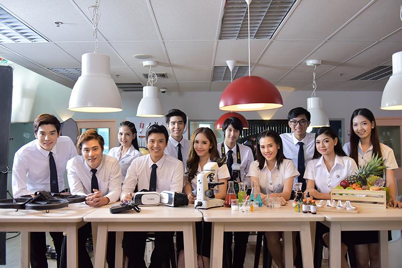 DPU ต้นแบบนำร่อง Smart Campus 5G พร้อมโชว์ศักยภาพเทคโนโลยี 5G ขับเคลื่อนภาคการศึกษา