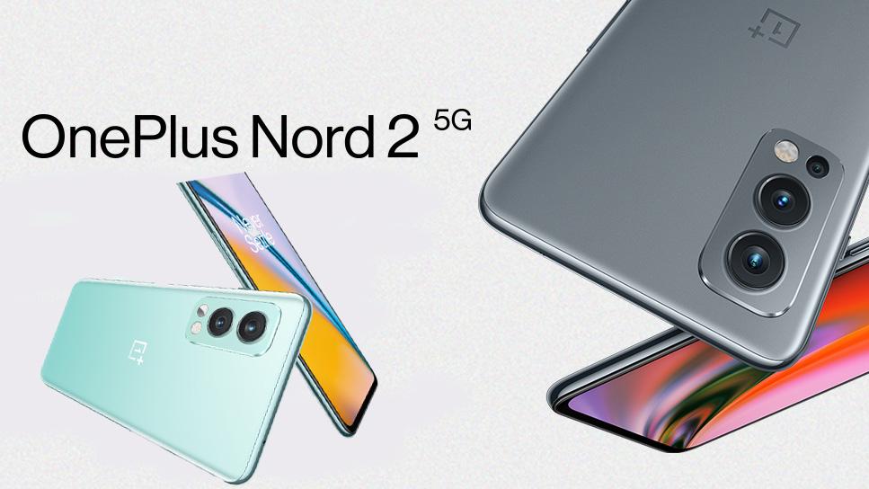 OnePlus เปิดราคา Nord 2 5G เริ่มที่ 17,990 บาท