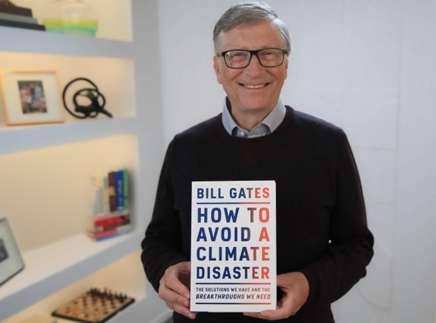 นักลงทุนเรียนรู้อะไรได้บ้าง จากคำเตือนของบิล เกตส์ เรื่องการเปลี่ยนแปลงสภาพภูมิอากาศ / มาร์ก เลซีย์