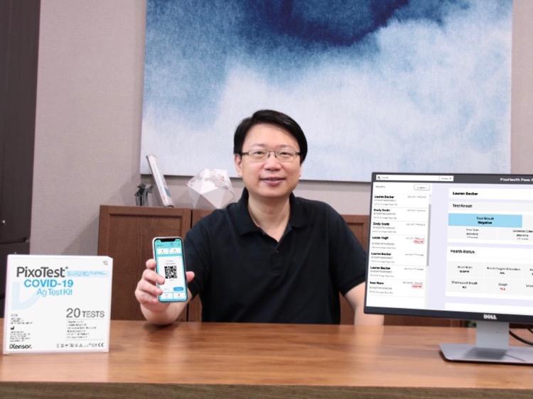 """""""เอพีเอ ไบโอเทคแคร์ เปิดตัว นวัตกรรมใหม่ ระบบดิจิทัล ตรวจโควิด ครั้งแรกในไทย"""""""