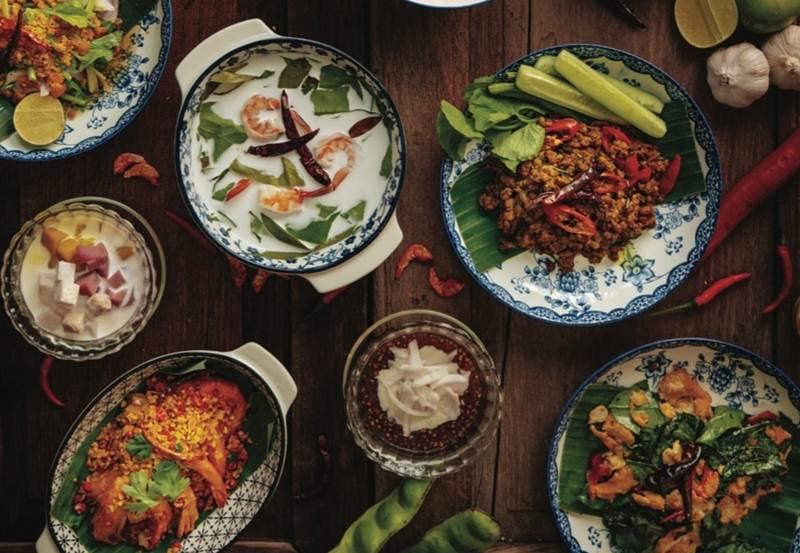 """เปิดครัวอาหารใต้ต้นตำรับ """"พริกคั่วกะปิหอม"""" รวมความอร่อยจากท้องถิ่นทะเลไทย"""