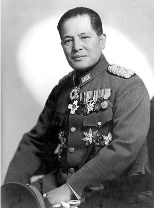 ฯพณฯ ฮิโรชิ โอชิมะ อดีตทูตญี่ปุ่นประจำเบอร์ลิน