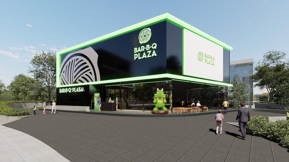 'บาร์บีคิวพลาซ่า' เปิดร้านอาหารเวอร์ชวลบน V-Avenue ขยายฐานลูกค้าออนไลน์