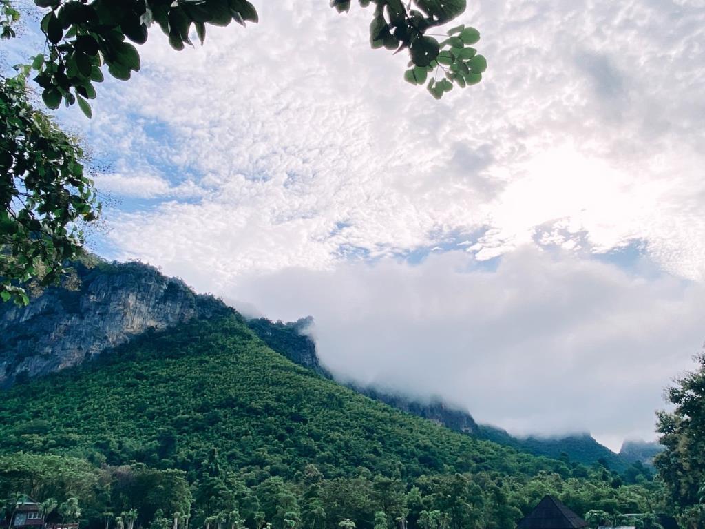 สายหมอกที่ อช. ภูผาม่าน (ภาพจาก อช.ภูผาม่าน)