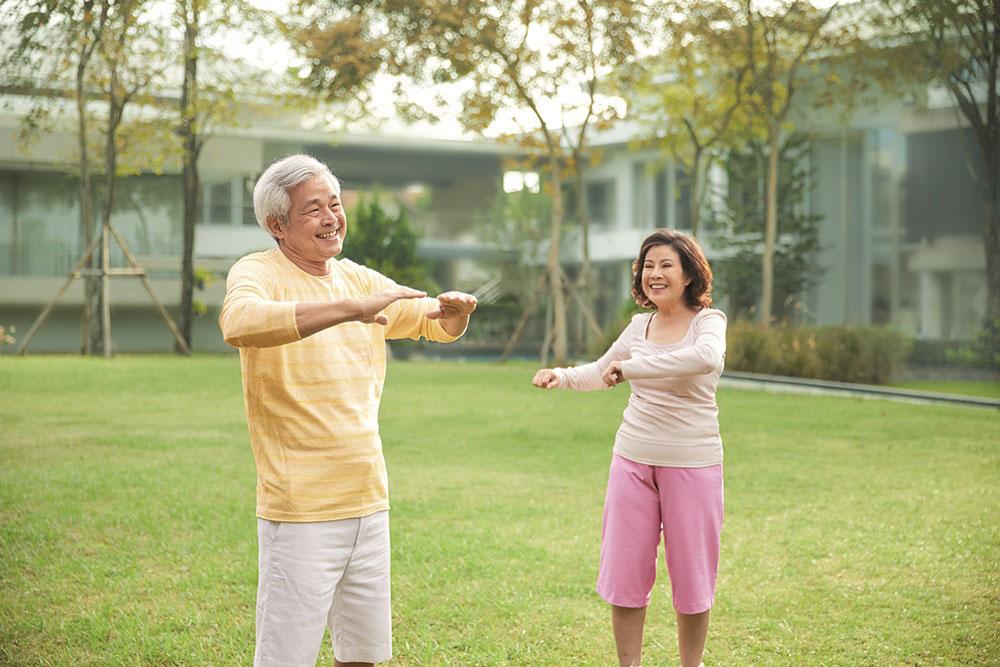 เคล็ดลับน่ารู้สำหรับผู้สูงวัย : โภชนาการ-สารอาหารใดบ้าง? เสริมภูมิคุ้มกันให้ร่างกาย