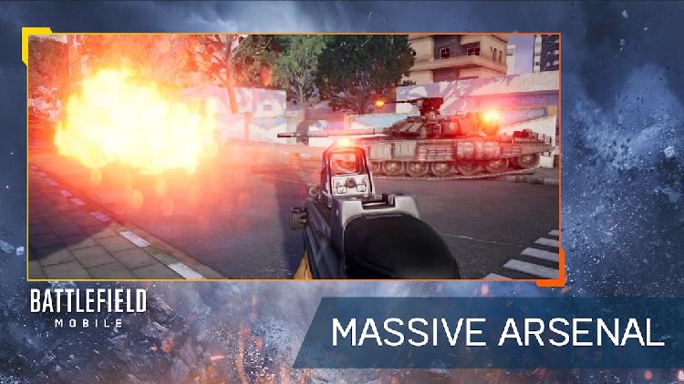 """Battlefield Mobile"" จ่อเปิด Soft Launch ปลายปี ที่ประเทศเพื่อนบ้าน"