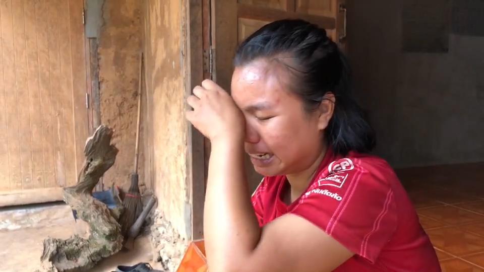 """แม่""""น้องจีน่า""""สุดเศร้าหวังได้ลูกสาวคืนสู่อ้อมกอดก่อนวันเกิด2ขวบเดือนหน้า-จนท.ระดมกำลังค้นหาวันที่3ยังไร้เงา"""