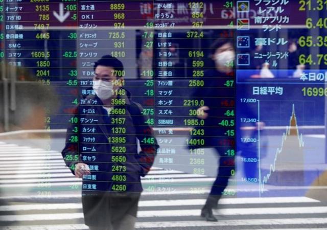ตลาดหุ้นเอเชียปรับลบตามดาวโจนส์ จับตาข้อมูลเงินเฟ้อจีน