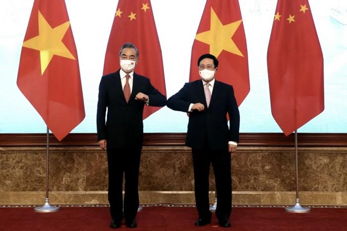 'หวัง อี้' แนะจีน-เวียดนามควรเลี่ยงเพิ่มความยุ่งยากซับซ้อนในข้อพิพาททะเลจีนใต้