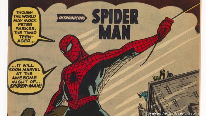 """ทุบสถิติวงการคอมมิค """"Spider-Man"""" เล่มแรกถูกประมูล 117 ล้านบาท"""