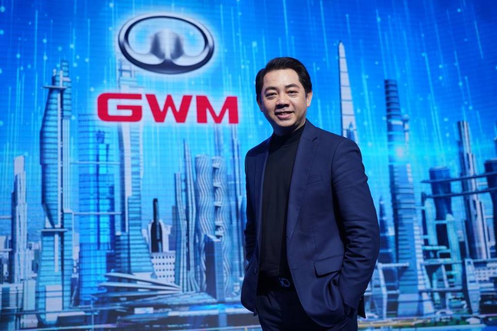 นายณรงค์ สีตลายน กรรมการผู้จัดการ เกรท วอลล์ มอเตอร์ (ประเทศไทย)
