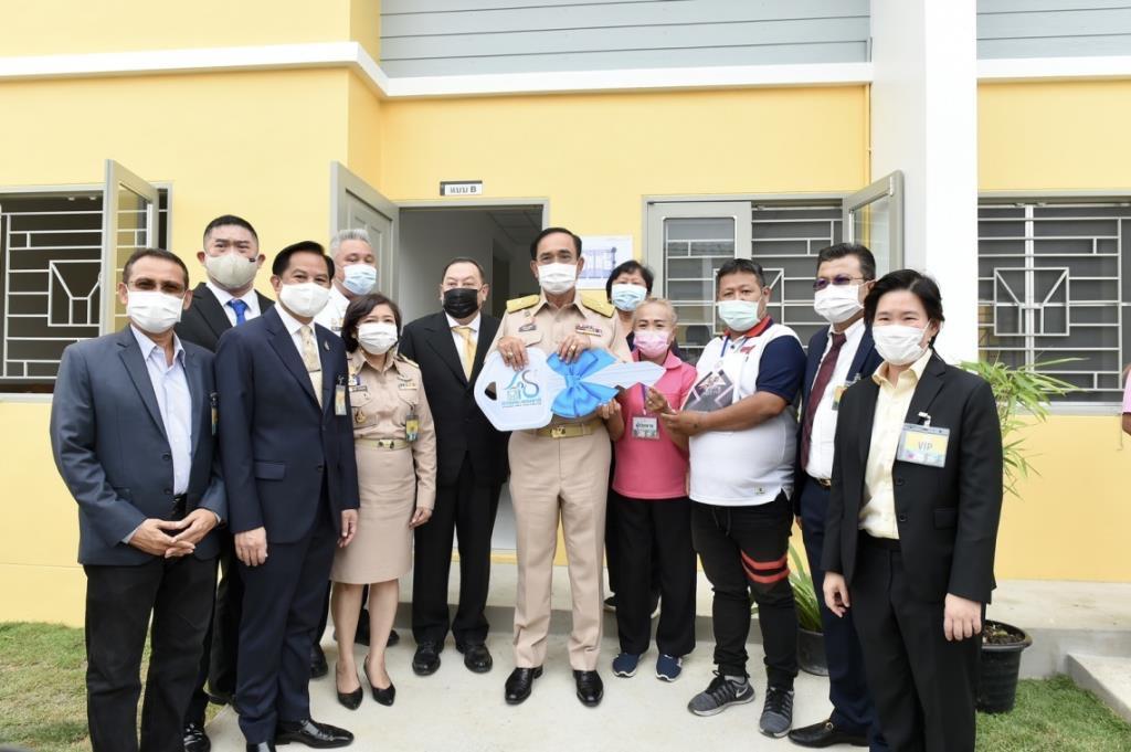 'จุติ'  ปลื้มผลงาน1 ปี พม.ช่วยคนไทยมีบ้านกว่า5 หมื่นครัวเรือน