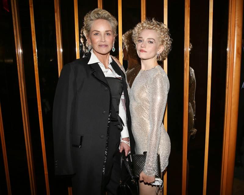 Sharon Stone, Julia Garner