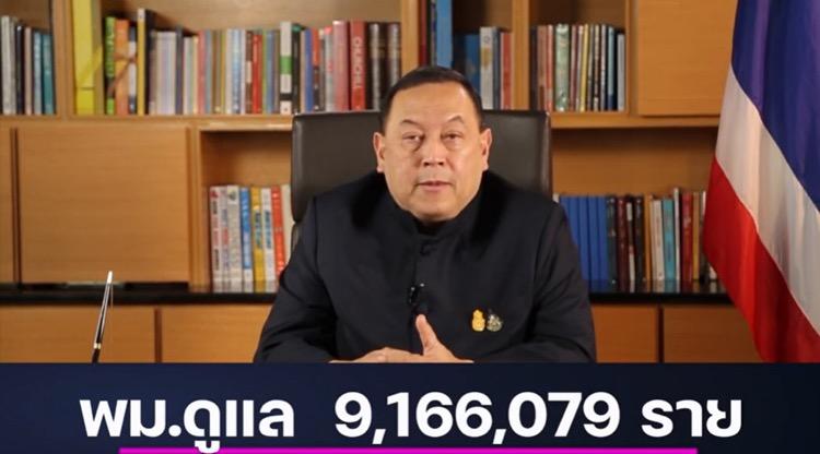 """กระทรวง พม.ปล่อยคลิป ผลงาน """"รมว.จุติ"""" มีครบทุกมิติในรอบ 2 ปีที่ร่วมรัฐบาล ย้ำช่วย """"กลุ่มเปราะบาง"""" กว่า 9 ล้านคน พาคนไทยฝ่าวิกฤตโควิด-19 ไปด้วยกัน"""