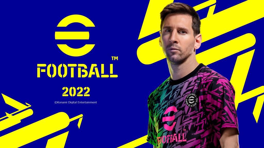 """""""โคนามิ"""" เปิดตัว  """"eFootball™ 2022"""" รูปแบบใหม่ โหลดเล่นฟรี 30 ก.ย.นี้"""