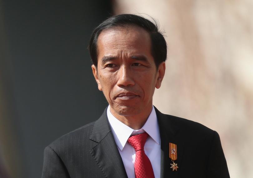 ประธานาธิบดี โจโก วิโดโด แห่งอินโดนีเซีย