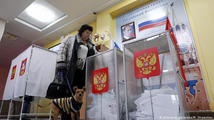 กกต.รัสเซียอ้างถูกต่างชาติ