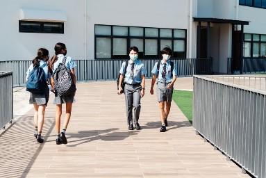 """Rugby School Thailand โรงเรียนนานาชาติใหญ่ที่สุดในไทย  ย้ำความมั่นใจปลอดภัยจากโควิด-19 ยัน """"ครู-บุคลากร"""" ฉีดวัคซีนครบ 100%"""