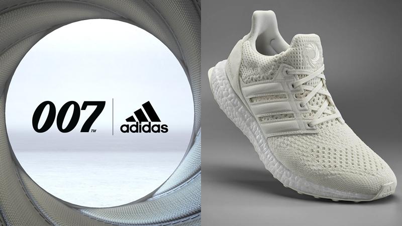 """อาดิดาสเปิดตัวรองเท้าวิ่ง """"adidas X JAMES BOND"""" ต้อนรับภาพยนตร์เจมส์ บอนด์ ภาคใหม่"""
