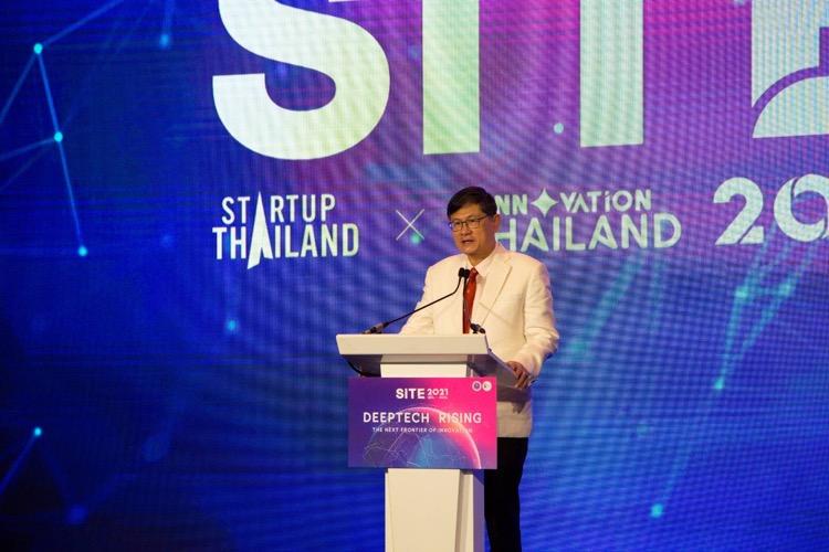 """กระหึ่ม! งาน STARTUP X INNOVATION THAILAND EXPO 2021 ยกระดับ Deep Tech ผ่าน """"โลกนวัตกรรมเสมือนจริง"""" เพื่อขับเคลื่อนประเทศสู่โลกอนาคต"""