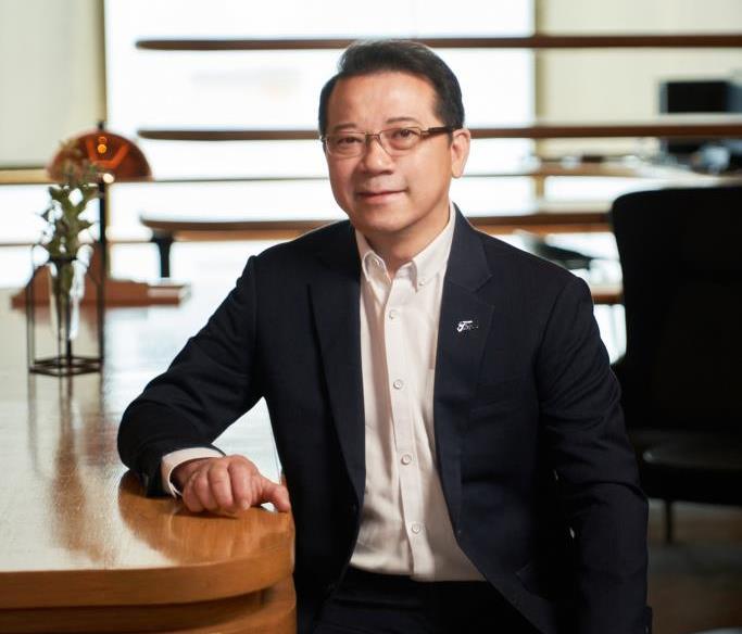 นายวิชิต ว่องวัฒนาการ กรรมการผู้จัดการ ฟอร์ด ประเทศไทย